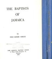 Sources of Jamaican Genealogy